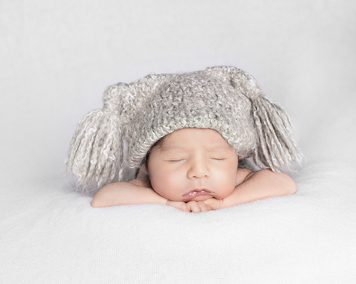 Newborn Photography Session Holland Park London