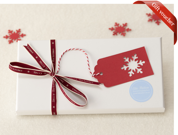 Christmas Photography Gift Vouchers