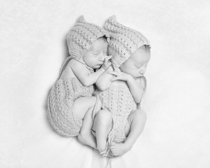 Twin Baby Photographer London